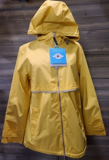 Yellow Rain Jacket Medium
